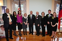 Director Boga, Governor Deal and Voices for Children